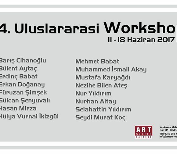 24. Uluslararası Workshop