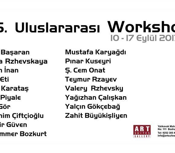 25. Uluslararası Workshop