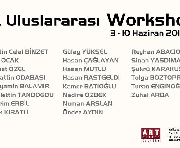23. Uluslararası Workshop
